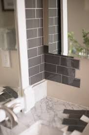 Move Over Subway Tile The Old World Material Making A Comeback by Transform Your Bathroom With Peel And Stick Backsplash Tiles