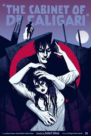 The Cabinet Of Doctor Caligari 1920 by The Cabinet Of Dr Caligari Variant By Becky Cloonan U2013 Mondo