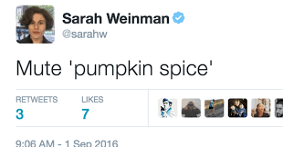 Mcdonalds Pumpkin Spice 2017 by It U0027s September 1 And The Internet Is Freaking Out About Pumpkin
