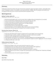 Cdl Truckr Resume Resumes Sample No Experience Cabdriverresumes Doc ... How Much Money Do Truck Drivers Actually Make Sti Is Hiring Experienced Truck Drivers With A Commitment To Safety 5 Things You Need To Become A Driver Success Local Driving Jobs In Americus Ga Best Resource Choosing The Paying Trucking Company Work For Youtube Compare Cdl By Salary And Location Centerline America Red Classic Atlanta Ex Truckers Getting Back Into Experience Cdl Truckr Resume Rumes Sample No Cabdriverrumes Doc