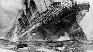 Lusitania Sinks In Real Time by Interview Erik Larson Author Of U0027dead Wake The Last Crossing Of