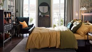 ein traumhaft grünes schlafzimmer ikea schweiz