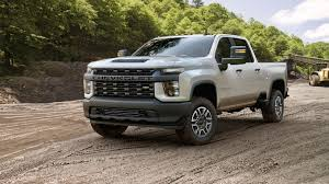 100 60 Chevy Truck For Sale 2020 Chevrolet Silverado HD First Look Easy Does It MotorTrend