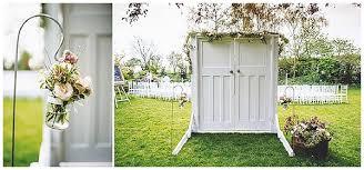 Rustic Elegant Wedding Flowers Passion For Outdoor Ceremony Doors Hanging Jam Jars Aisle Decorations