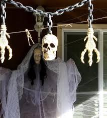 Outdoor Halloween Decorations Diy by Diy Outdoor Halloween Decorations