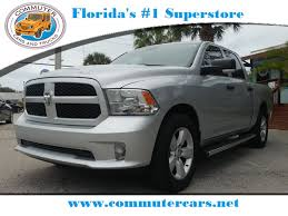100 2013 Dodge Ram Truck Used 1500 Express RWD For Sale Okeechobee FL DS584423K
