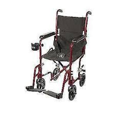 Transport Chair Or Wheelchair by Transport Chair Wheelchairs Ebay