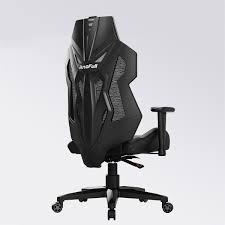 Autofull Gaming Chair Office Chair High Back Ergonomic PU Leather  Adjustable Height Swivel Chair Laptop Desk Chair With Headrest And Lumbar  Support ...