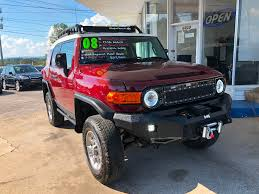IMPORT AUTO & TRUCK INC. : 2008 Toyota FJ Cruiser - Chattanooga, TN