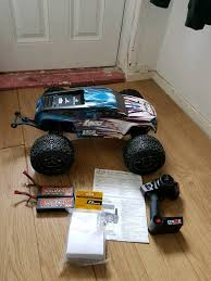 Losi LST XXL2-E. 6s Lipo. Brushless Monster Truck. AVC. Spektrum. Rc ...