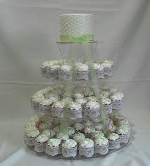 Wedding Lace Cupcake Tower Created By MJ Mjscakesconz In Sunny