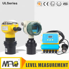 Ultrasonic Liquid Level Meter For Depth Measurement UL Series