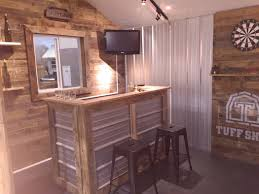 Tuff Shed Cabin Floor Plans by Design A Man Cave Worthy Of A Grunt Tuff Shed