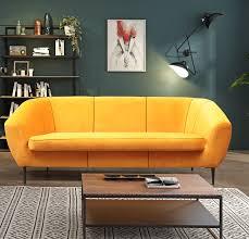 sofa 3 sitzer farbe wählbar wohnzimmer modern
