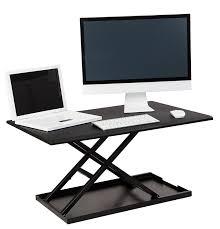 desk amazoncom workez standing desk conversion kit adjustable