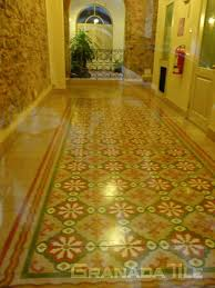 Tiled Carpet by Granada Tile All Over The World Cement And Concrete Tile Gallery