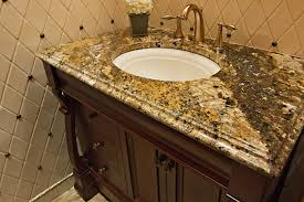 42 Inch Bathroom Vanity With Granite Top by Guest Bathroom Granite Countertop With Single Vanity Top Best 25