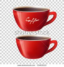 Mug Clipart Red Cup 10