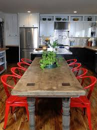 Image Of Metal Kitchen Chairs With Cushions