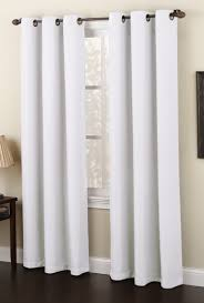 Curtains With Grommets Pattern by Montego Grommet Top Curtain Panels U2013 Mineral U2013 Lichtenberg View