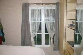 deco rideaux chambre exemple décoration rideaux chambre