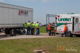 Motorcycle Vs. Semi-truck Accident On Mall Drive | Texarkana Today Arkansas Semitruck Crash Spills Thousands Of Frozen Pizzas Onto Car Hit By Semi Truck Lawyer Mn Accident Injury Attorneys Trucks Accidents Crashes Update Both Lanes I70 Closed Two Semi Trucks Crash On No Serious Injuries In Prius Vs Accident Six Hurt Multivehicle I65 Near Seymour Fox59 Brad Bradshaw 2 Semis Collide On Inrstate 76 Driver Fatigue Blamed Cbs Denver How Improper Braking Causes Max Meyers Law Pllc Pigs Involved Belmont County News Deadly Nevada Drowsy Driving Video Top Los Angeles Free Cultations Available
