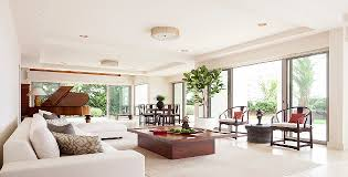 tips for a light and airy living room house interiors