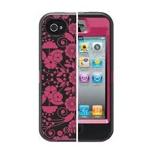 Amazon OtterBox muter Series Case for iPhone 4 4S Retail