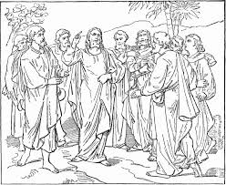 Gardenofpraise Jesus With The Apostles