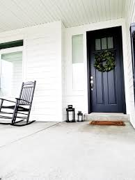 Front Porch Rocking Chairs - White Lane Decor