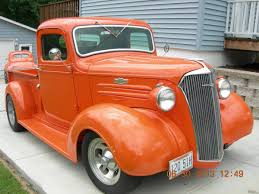 1937 Chevy Truck | The H.A.M.B.