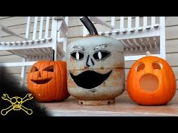 Funny Pumpkin Carvings Youtube by Propane Tank Pumpkin Carving Idea The Fab Forums Youtube