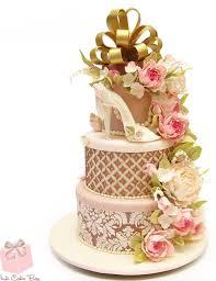 Wedding Cakes from Pink Cake Box MODwedding