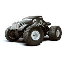 100 Brushless Rc Truck HSP TOP Monster Silver Flame 24GHz 110 4WD Off Road RTR RC