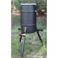 Barrel Deer Feeders 2 Build Your Own Deer Feeder For $20