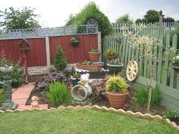Collection In Rustic Garden Decor Ideas Diy Archives Design And Magazine