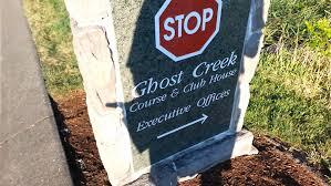 Pumpkin Ridge Golf Course by Haunted Ghost Creek Golf Course Sign At Pumpkin Ridge Youtube