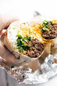 100 Korean Bbq Food Truck BBQ Burrito Recipe Pinch Of Yum