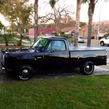 100 78 Dodge Truck 1976 Pickup Trucks