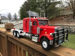 1/14 1/16 Rc Wedico Peterbilt For Parts Or Repair Tamiya Semi Truck ...