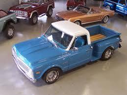 100 Chevy Stepside Truck For Sale 1971 Chevrolet C10 For Sale 2159695 Hemmings Motor News