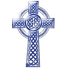Celtic Cross Tattoo Design