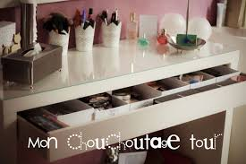 17 best ideas about coiffeuse ikea on tables rangement