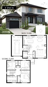 100 Contemporary House Floor Plans And Designs Design Style Architectures Delectable Two Story