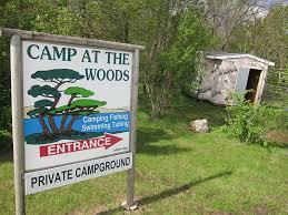 Camp At The Woods