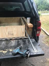 100 Truck Bed Bar Custom Storage General Discussion Contractor Talk