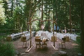 Santa Cruz Summit Christmas Tree Farm by Woodsy Santa Cruz Mountains Barn Wedding Redwoods Forest