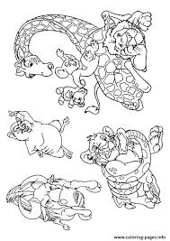 Wild Kratts The Animals Coloring Pages