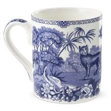 Spode Christmas Tree Mugs Ebay by Spode Blue Room Aesop U0027s Fable Mug Blue Room Collections