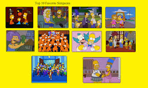 Best Halloween Episodes Of The Simpsons by Detective88 U0027s Top 10 Simpsons Episodes By Detective88 On Deviantart